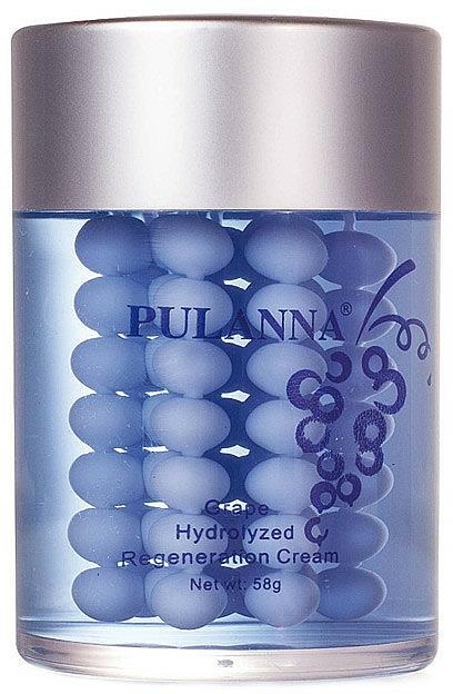 Nawilżający krem do twarzy - Pulanna Grape Hydrolyzed Regeneration Cream  — фото N1