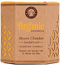 Kup Świeca zapachowa Mysore Chandan Sandalwood - Song of India Scented Candle