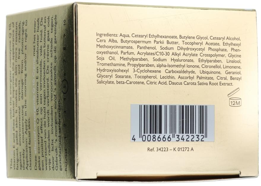 Krem do twarzy z koenzymem Q10 - Alcina Q 10 Facial Cream — фото N3