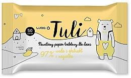 Kup Nawilżany papier toaletowy dla dzieci z ekstraktem z nagietka - Luba Tulli Baby Wipes