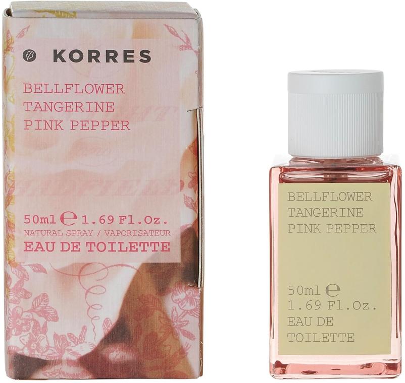 Korres Bellflower Tangerine Pink Pepper - Woda toaletowa — фото N2