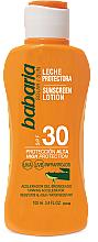 Kup Balsam przeciwsłoneczny SPF 30 z aloesem - Babaria Spf30 Sunscreen Lotion With Aloe Vera