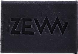 Kup Mydło do twarzy i ciała z węglem drzewnym z Bieszczad - Zew For Men Face And Body Soap