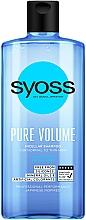 Kup Szampon micelarny do włosów normalnych i cienkich - Syoss Pure Volume Micellar Shampoo