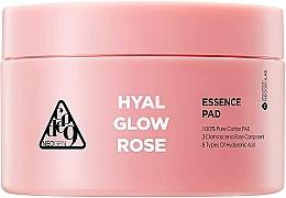 Kup Oczyszczające płatki kosmetyczne z esencją do twarzy - Neogen Code9 Hyal Glow Rose Essence Pad