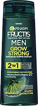 Kup Szampon do włosów dla mężczyzn 3w1 z limonką - Garnier Fructis Men Grow Strong