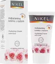 Kup Nawilżający krem z różą - Nikel Hydrating Cream With Rose