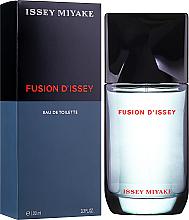 Kup PRZECENA! Issey Miyake Fusion Issey - Woda toaletowa *