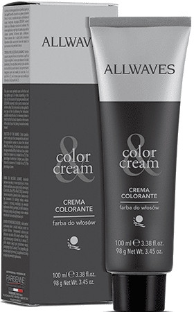 Farba do włosów - Allwaves Cream Color