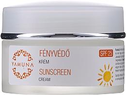 Kup Krem przeciwsłoneczny na dzień - Yamuna Sunscreen Cream SPF 25