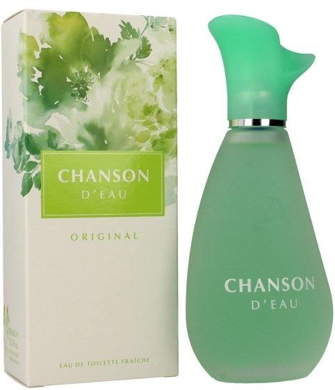 Chanson Dʻeau Original - Woda toaletowa — фото N1