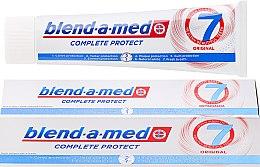 Kup Pasta do zębów - Blend-a-med Complete Protect 7 Original