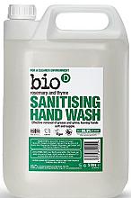 Kup Sanitarne mydło w płynie Rozmaryn i tymianek - Bio-D Rosemary & Thyme Sanitising Hand Wash