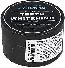 Kup Wybielający proszek do zębów z węglem aktywnym - Biomika Natural Teeth Whitening