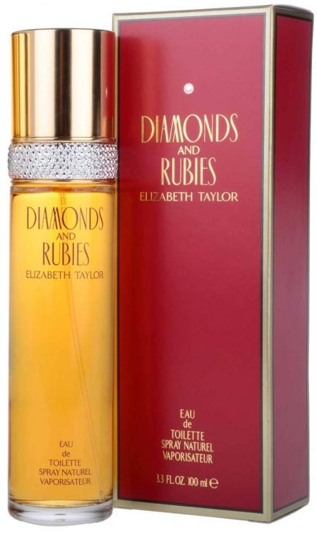 Elizabeth Taylor Diamonds&Rubies - Woda toaletowa
