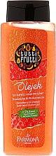 Kup Olejek do kąpieli i pod prysznic Pomarańcza i truskawka - Farmona Tutti Frutti Orange & Strawberry