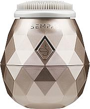 Kup PRZECENA! Urządzenie do oczyszczania twarzy z 3 szczoteczkami - Sempasi Sol *