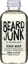 Kup Delikatny szampon do brody - Waterclouds Beard Junk Beard Wash