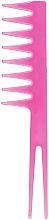 Kup Grzebień do włosów 60182, różowy - Top Choice