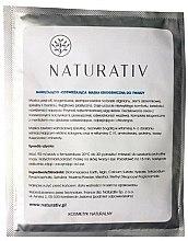 Kup Nawilżająco-odświeżająca maska kriogeniczna do twarzy - Naturativ