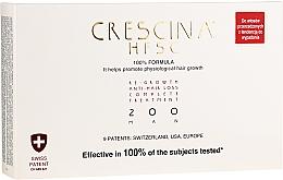 Kup PRZECENA! Panaceum na rzednące włosy dla męzczyzn 200 - Crescina Re-Growth HFSC 100% + Crescina Anti-Hair Loss HSSC*
