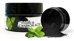Kup Wybielający proszek z węglem do zębów Mięta - Keeth Mint-flavoured Activated Charcoal Bleaching Powder