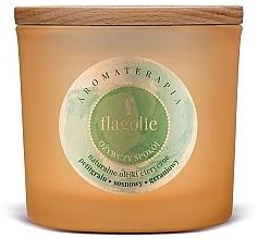 Kup Świeca zapachowa w szkle Ożywczy spokój - Flagolie Fragranced Candle Refreshing Peace