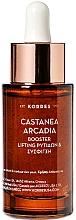 Kup Booster do twarzy wypełniający zmarszczki - Korres Castanea Arcadia Aufpolsternder Anti-Falten Booster