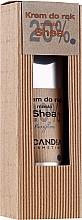 Kup Krem do rąk Marakuja - Scandia Cosmetics Hand Cream 20% Shea Passion Flower