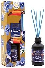 Kup Dyfuzor zapachowy - La Casa de Los Aromas Mikado Reed Diffuser Toucán Exotic