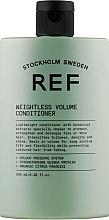 Kup Odzywka do włosów słabych, wypadających i farbowanych - REF Weightless Volume Conditioner