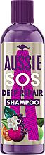 Kup Szampon do głębokiej odbudowy włosów - Aussie Hair SOS Deep Repair Shampoo
