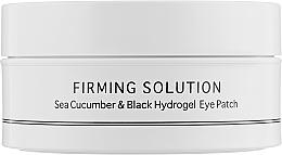 Kup Hydrożelowe płatki pod oczy - BeauuGreen Sea Cucumber & Black Hydrogel Eye Patch