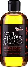 Kup Ujędrniający olejek do ciała i włosów z olejami jojoba i marchwiowym - Zielone Laboratorium