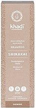 Kup Ajurwedyjski szampon do wszystkich rodzajów włosów - Khadi