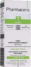 Kup Nawilżająco-kojący krem do twarzy SPF 30 - Pharmaceris T