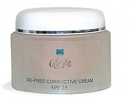 Kup Seboregulujący krem do twarzy z filtrem SPF 25 - Spa Abyss Oil Free Coeerctive Cream SPF 25