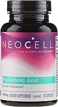 Kup Kwas hialuronowy w kapsułkach na zdrową skórę, stawy i oczy - NeoCell Hyaluronic Acid