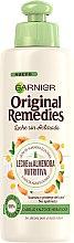 Kup Krem z olejkiem do włosów normalnych Mleko migdałowe - Garnier Original Remedies Nutritious Almond Milk Cream Oil