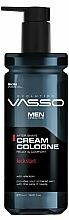 Kup Krem koloński po goleniu - Vasso Professional Men After Shave Cream Cologne Kick Start