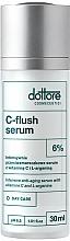 Kup Intensywne serum przeciwzmarszczkowe z 6% witaminą C i L-argininą - Dottore C-Flush Serum