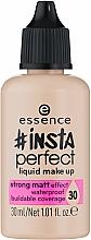Kup Matujący podkład do twarzy - Essence Insta Perfect Liquid Make Up