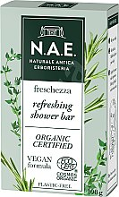 Kup Odświeżające mydło do ciała w kostce - N.A.E. Refreshing Body Bar