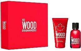 Kup Dsquared2 Red Wood Pour Femme - Zestaw (edt/100ml + b/lot/150ml)