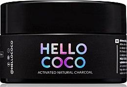Kup Węglowy wybielający proszek do zębów - Hello Coco Sweet Mint Activated Natural Charcoal Teeth Whitener