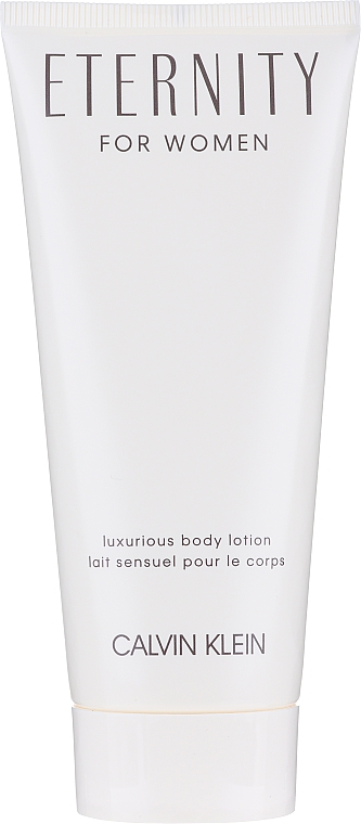 Calvin Klein Eternity For Woman - Zestaw (edp 100 ml + edp 10 ml + b/l 100 ml) — фото N5