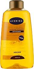 Kup Mydło w płynie z olejem arganowym - Avenida Liquid Soap