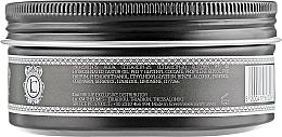 Pomada do stylizacji włosów - Lavish Care Black Pomade Medium Hold Black — фото N3
