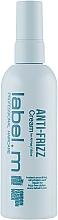 Kup Wygładzający krem do włosów - Label.m Anti-Frizz Cream