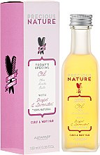 Kup Lekki olejek do włosów kręconych i falowanych - Alfaparf Precious Nature Oil Curly & Wavy Hair Grape & Lavender